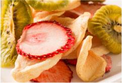 国産無添加 ドライフルーツ ミックス(りんご、キウイ、いちご)