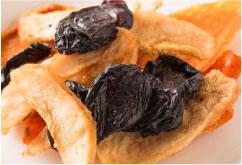 国産無添加 ドライフルーツ ミックス(洋ナシ、柿、ぶどう)