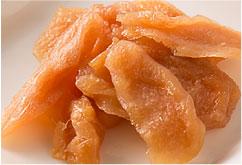 国産無添加 ドライフルーツ りんご(セミドライ)