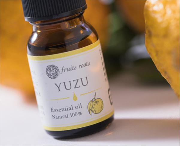 Essential oil YUZU