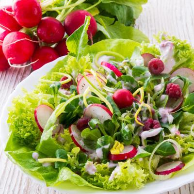 オーガニック料理と健康