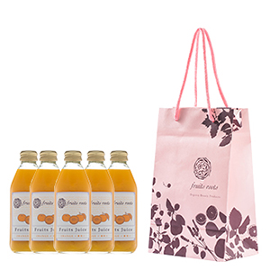フルーツジュース「オレンジ」5本セット